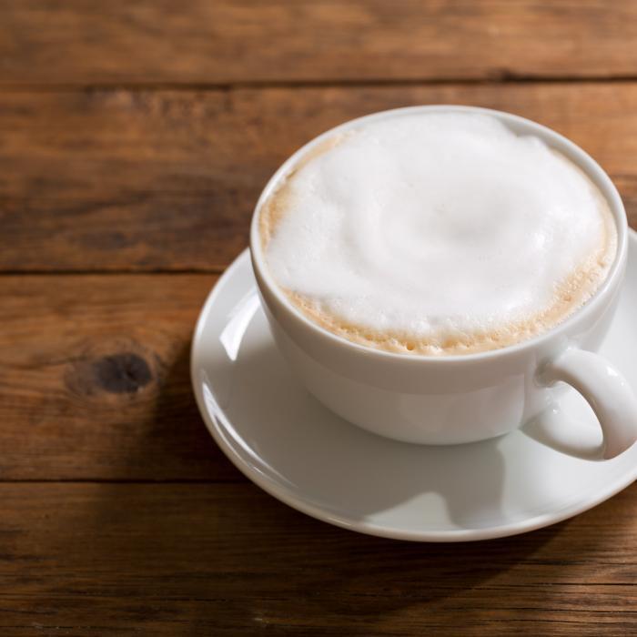 White Chocolate Cappuccino
