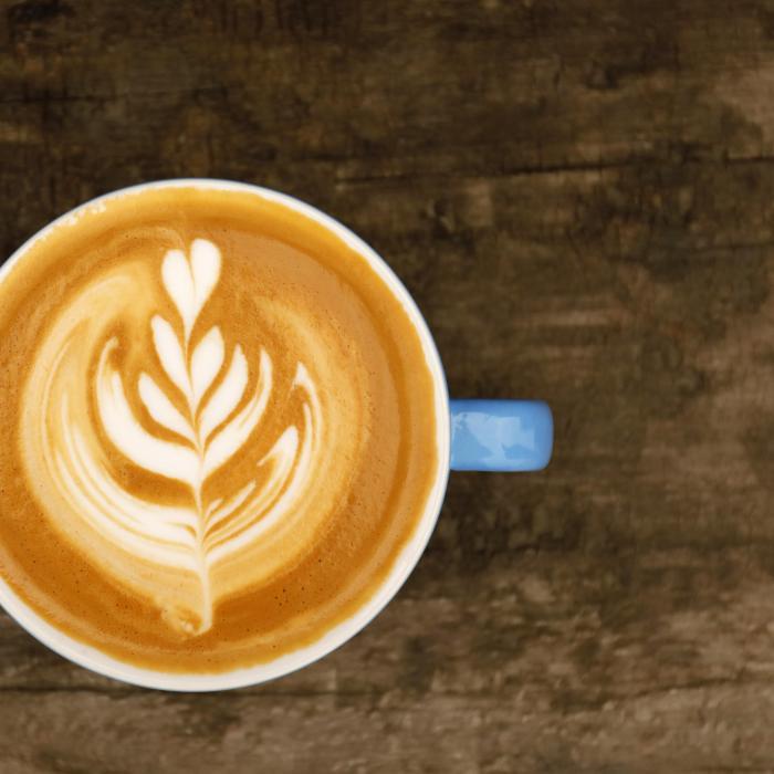 50-50 Bar Latte