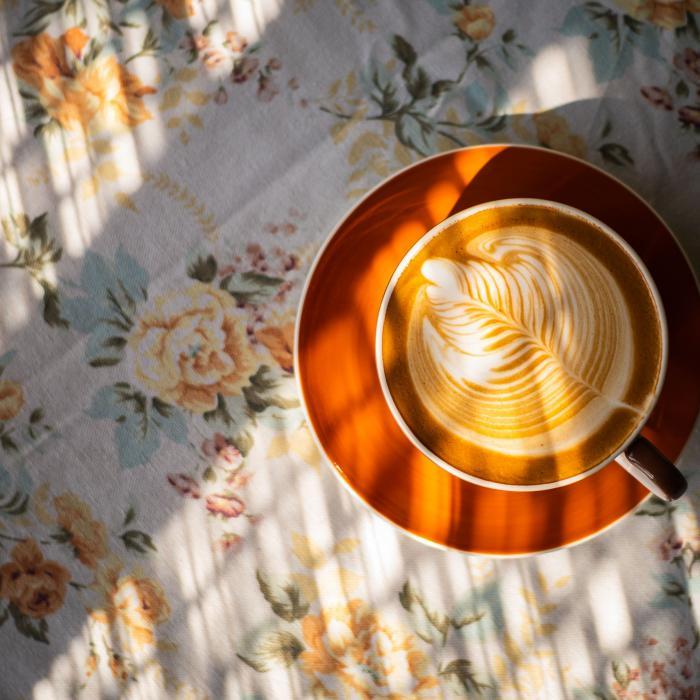 Almond (Orgeat) Cappuccino
