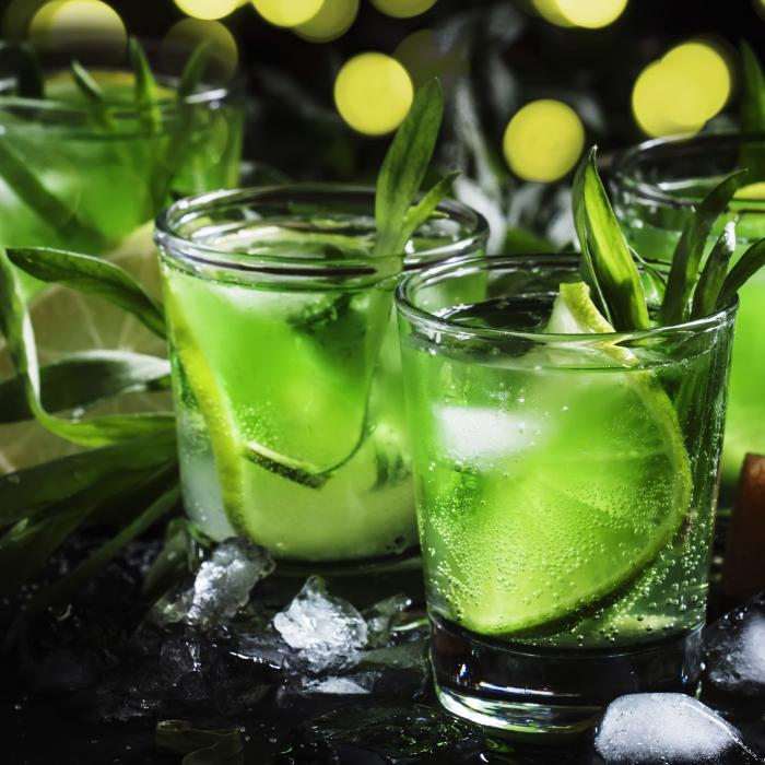 Coco-Lime Energy Drink