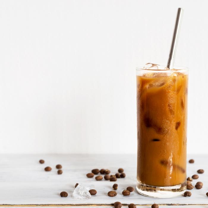 Iced Amaretto Latte