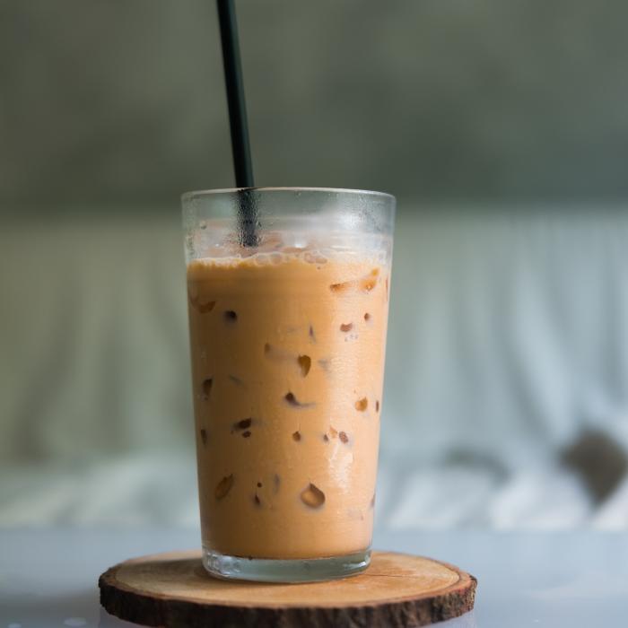 Shaken Lime in the Coconut Milk Tea