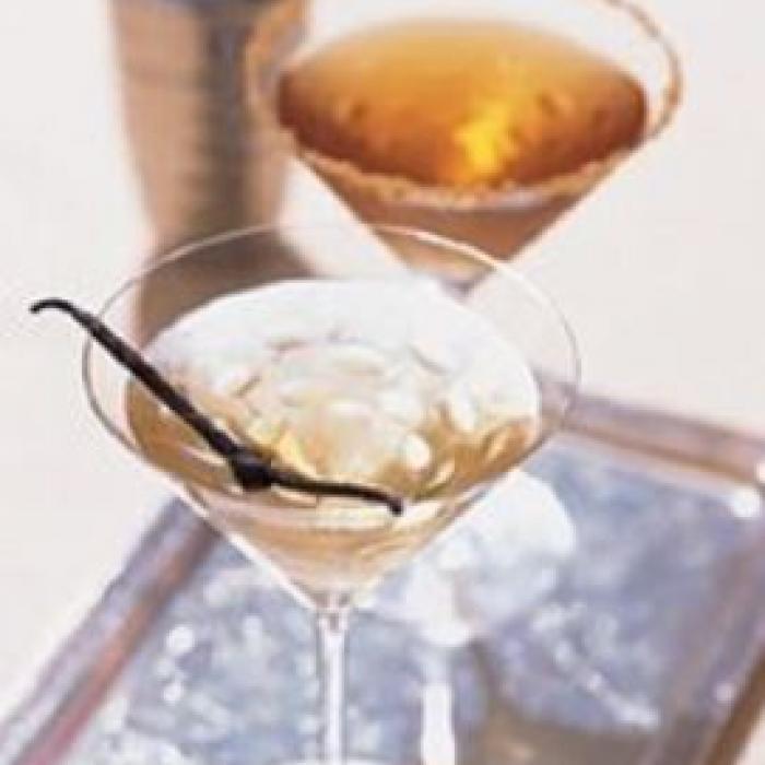 Cinnamon Kiss Martini