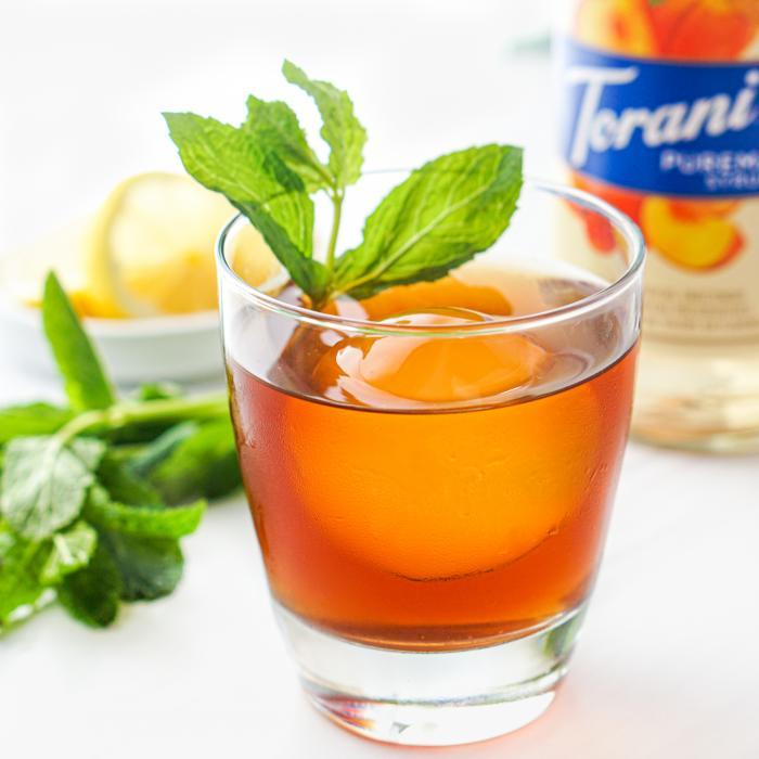 Zero Sugar Sparkling Mango Mint Tea