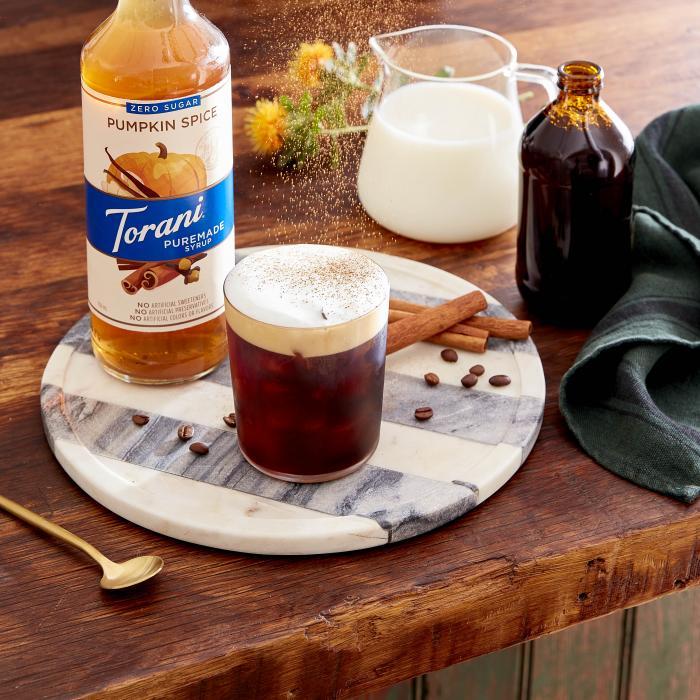 Puremade Zero Sugar Pumpkin Spice Cold Brew