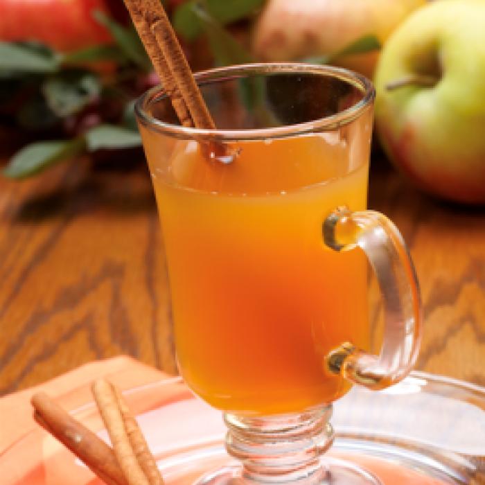 Salted Caramel Apple Cider
