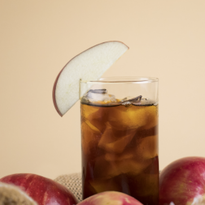 Spiced Apple Cold Brew
