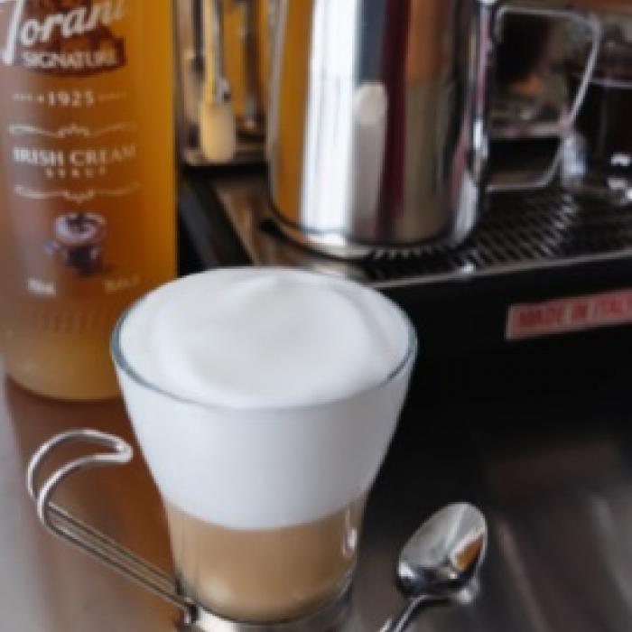 Signature Irish Cream Latte