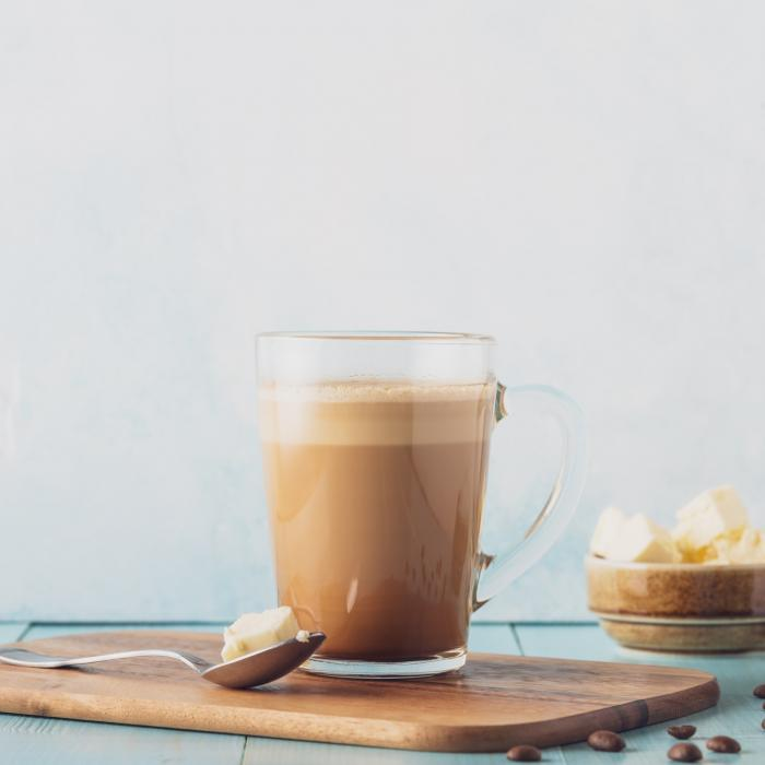 Bullet Keto Hazelnut Coffee