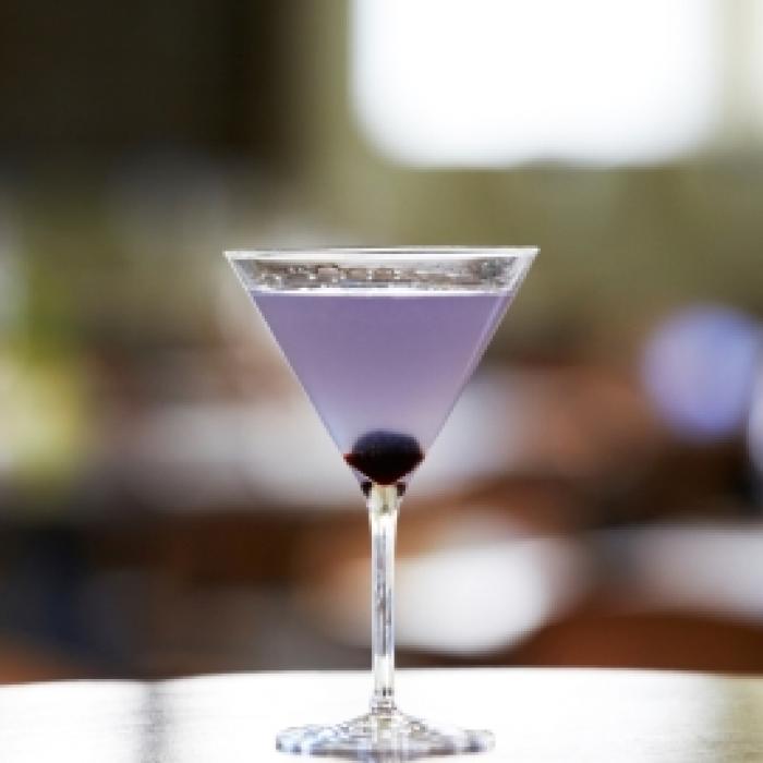 Lavender Goose Martini