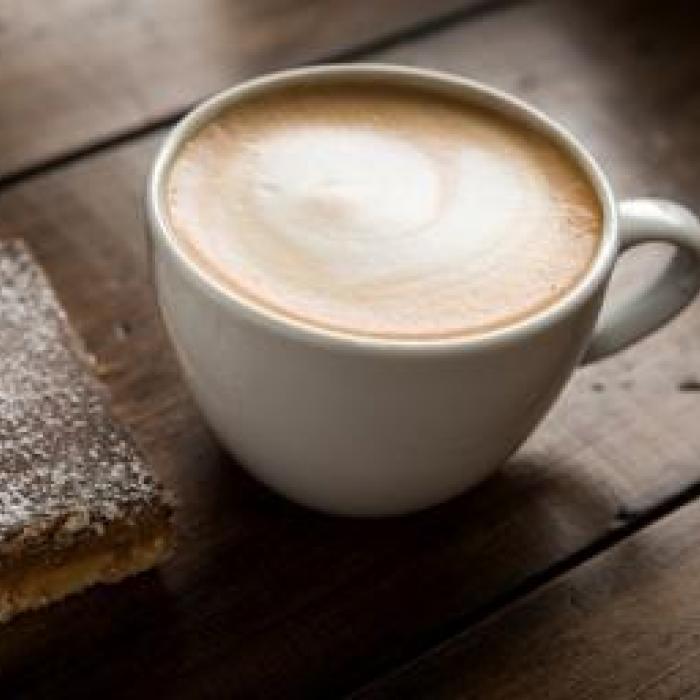 Headcount Hazelnut Shortbread Latte