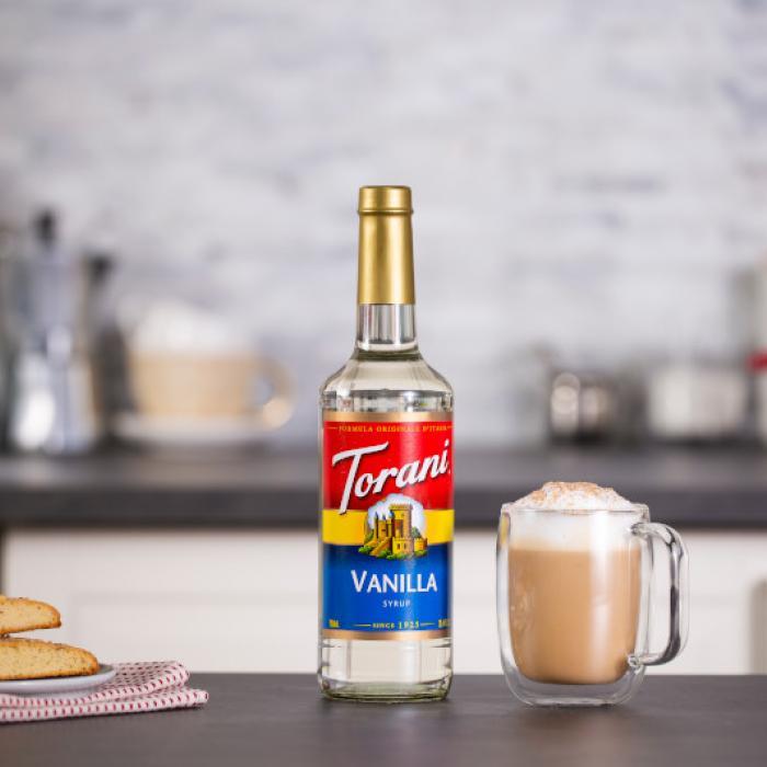 Torani Vanilla Latte