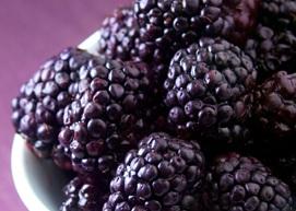 Blackberry Julep image