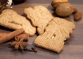 Belgian Cookie Quick Bread image